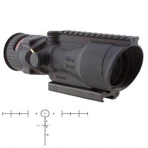 Trijicon ACOG 6x48 Scope Illuminated Red Horseshoe .308 Ballistic Reticle Black TA648-308H