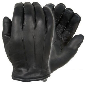 Damascus Protective Gear Dress Gloves Leather XL Black DLD40XLG