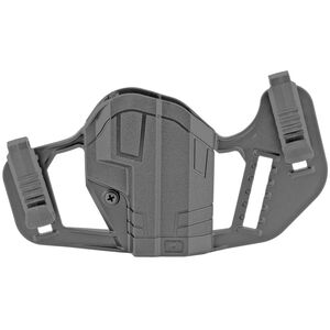 Uncle Mike's Apparition OWB/IWB Sig Sauer P365/P365XL Ambidextrous Holster Polymer Black