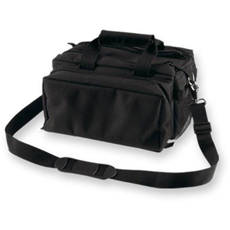 "Bulldog Range Bag with Strap 13""x7""x7"" Nylon Black BD910"