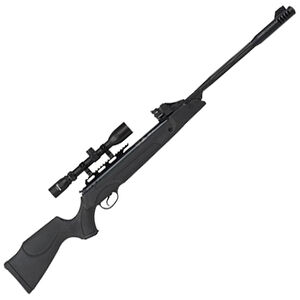 "Hatsan Speedfire .22 Caliber Break Barrel Air Rifle 14.5"" Barrel 800 fps 10 Shots 3-9x40 Scope Composite Stock Black Finish"