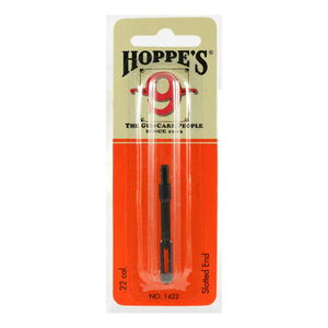 Hoppe's .22 Caliber Slotted Patch Tip Plastic 1422