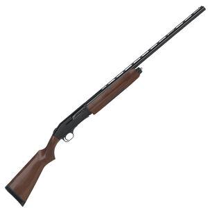 "Mossberg Model 930 Semi Auto All Purpose Field Shotgun 12 Gauge 3"" Chamber 28"" Vent Rib Barrel 4 Rounds Walnut Stock Blued Finish"