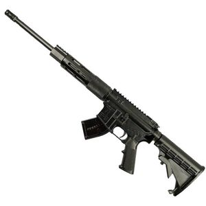 "Franklin Armory F17-L Semi Auto Rifle 17 WSM 16"" Barrel 10 Rounds Collapsible Stock Black"
