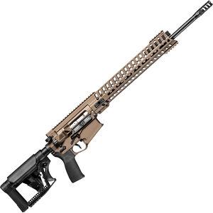 "POF USA Revolution DI 6.5 Creedmoor Semi Auto Rifle 20"" Barrel 20 Rounds Direct Gas Impingement System 14.5"" M-LOK Free Float Rail Burnt Bronze Finish"