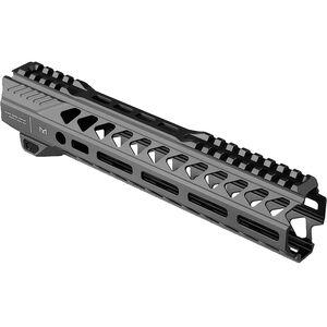 "Strike Industries AR-15 Strike Rail 10"" M-LOK Compatible Free Float Handguard Aluminum Black SI-StrikeRail-10-BK"