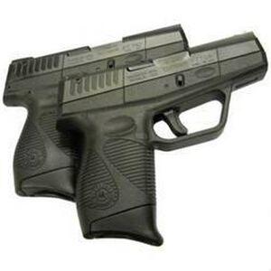 Pearce Grip Extension Taurus PT-709/PT-740 Magazines Polymer Black