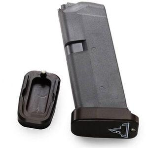 Taran Tactical GLOCK 43 +1 Base Pad Black