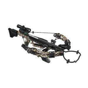 Centerpoint Mercenary 390 Crossbow Kit 4x32 Scope and Folding Stock Camo