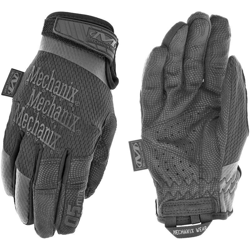 Mechanix Wear Women's Specialty 0.5mm Covert Gloves Size Large Black
