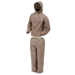 Frogg Toggs Ultra-Lite2 Rain Suit XL Khaki UL12104-04-XL