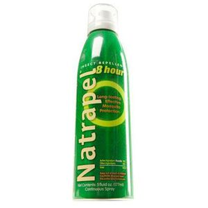 Adventure Medical Tender Natrapel Insect Repellent 8 Hour Continuous Spray 5 Ounce 0006-6878