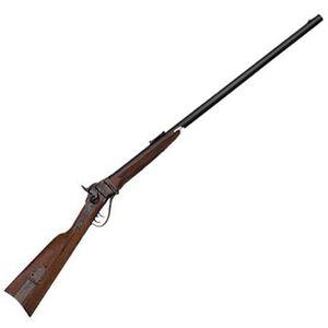 """Taylor's & Co 1874 Sharps Down Under Model .45-70 Gov Falling Block Rifle 32"""" Octagon Barrel Double Set Trigger Case Hardened Blued"""