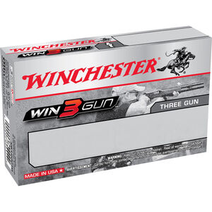 "Winchester Win3Gun 12 Gauge Ammunition 25 Rounds, 2.75"", 1oz #7.5 shot"