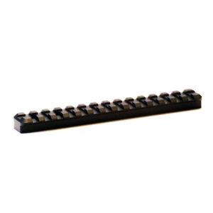 "LongShot 6.1"" Replacement Length Picatinny Top Rail Aluminum Black"