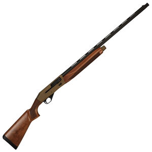 "CZ-USA 1012 Bronze Semi Auto Shotgun 12 Gauge 28"" Barrel 3"" Chamber 4 Round Capacity Turkish Walnut Forend/Stock Bronze Finish"