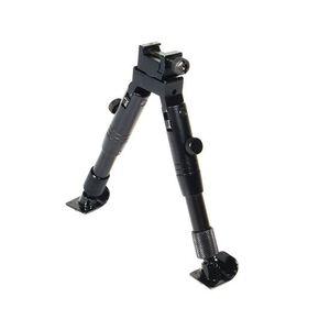 "UTG Shooter's SWAT Bipod, Steel Feet, Height 5.8""-6.8"""