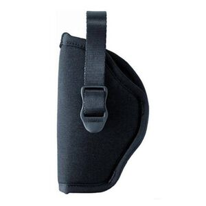 "BLACKHAWK! Hip Holster Size 7 Large Autos 3.5-4.5"" Left Hand Nylon Black 73NH07BK-L"