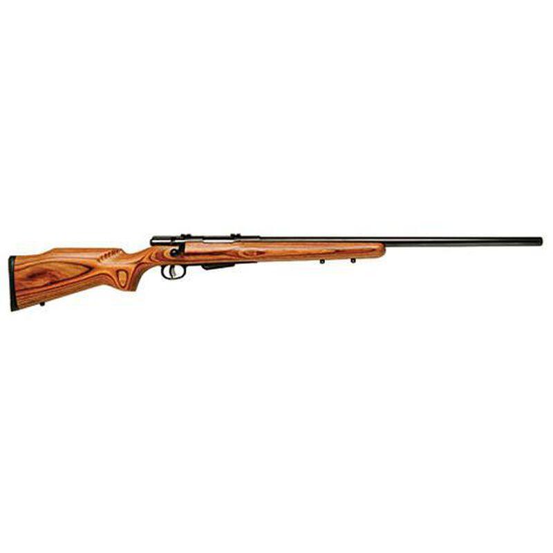 """Savage Model 25 Lightweight Varminter Bolt Action Rifle .223 Rem 24"""" Barrel 4 Rounds Laminate Stock Blued Barrel 18526"""