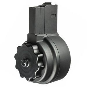 X Products X-25 50 Round Drum Magazine DPMS LR-308/SR-25 .308 Win. Aluminum Black