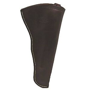 Hunter 1081 Series Large Frame Single Action Revolvers Western Slim Jim Holster Right Hand Size 48 Leather Antique Brown 1081-48