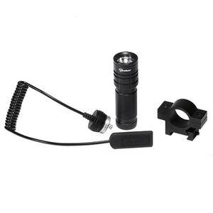 T180 Tactical Mini Flashlight Kit