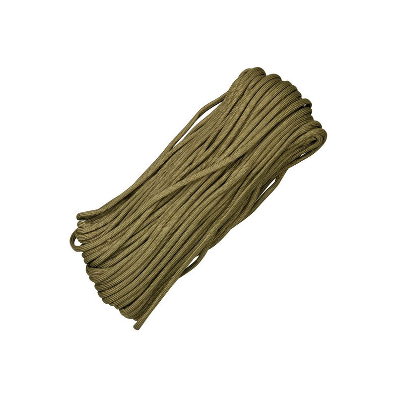 Red Rock Outdoor Gear 550 Parachute Cord 50' 7 Strand Coyote