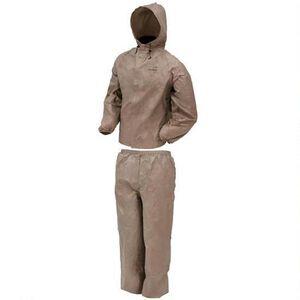 Frogg Toggs Ultra-Lite2 Rain Suit 2XL Khaki