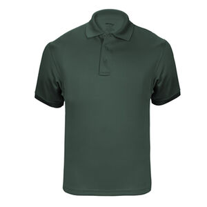 Elbeco UFX Tactical Polo Men's Short Sleeve Polo XL 100% Polyester Swiss Pique Knit Spruce Green