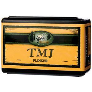 "Speer TMJ Handgun Bullets .38 Special/.357 Magnum Caliber .357"" Diameter 158 Grain Total Metal Jacket Flat Nose Projectile 100 Count Per Box"