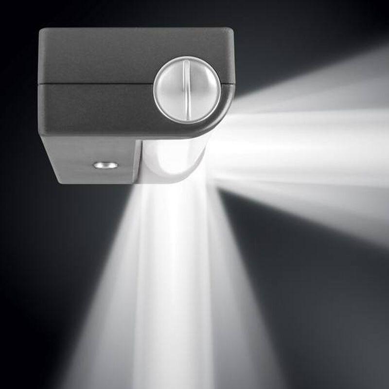 Lockdown Cordless Vault Light 6 LED AAA Batteries Black 222777