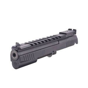 Tactical Solutions 2211 Conversion with Combo Rail Government or Commander Sized 1911.22 Long Rifle Conversion Kit Single Stack Magazine Black 2211 STD SS COMBO