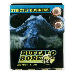 Buffalo Bore .460 Rowland Ammunition 20 Rounds 230 Grain Hard Cast Flat Nose 1350fps