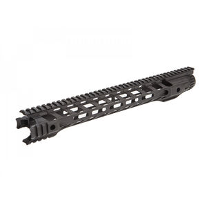 "Fortis Manufacturing 16"" Night Rail AR-15 Free Float M-LOK Rail System Black NTR-16-ML"