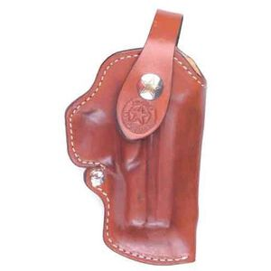 Bond Arms Cowboy Defender Clip Mounted Holster Right Hand Leather Tan Finish BMTCRHCL