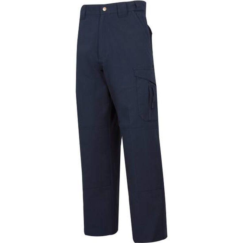"""Tru-Spec 24/7 Series Men's EMS Pants Polyester/Cotton 46"""" Waist Unhemmed Navy 1120091"""