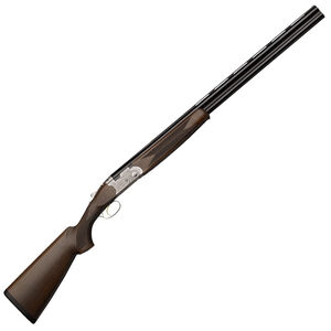 "Beretta 686 Silver Pigeon Vittoria 20 Gauge Over/Under Shotgun 28"" Barrel 3"" Chamber 2 Rounds Oil Finish Walnut Wood Stock"
