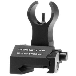 Troy Industries AR-15 HK Style Front Folding Battle Sight Black Oxide Finish SSIG-FBS-FHBT-00