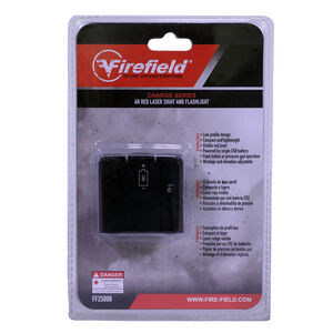 Firefield Charge Series Mini AR Red Laser and Light Combo 180 Lumen Aluminum Black