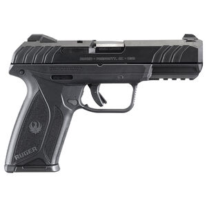 "Ruger Security-9 9mm Semi Auto Pistol 4"" Barrel 15 Rounds Black Polymer"