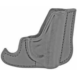 Don Hume 001 Front Pocket Holster fits Seecamp Ambidextrous Leather Black