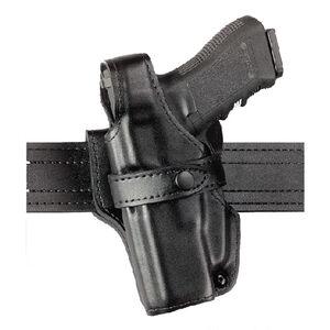 Safariland SSIII Mid-Ride Duty Belt Holster Left Hand Fits GLOCK 20/21 SafariLaminate Hi-gloss Black