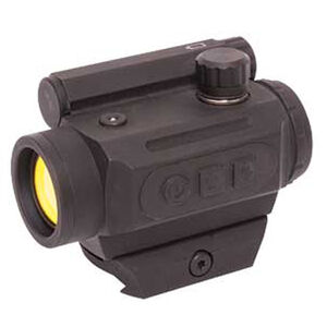 Black Spider LLC Red Dot Mount For M0129 Red Dot Sight Low Position Mount Aluminum Anodized Matte Black