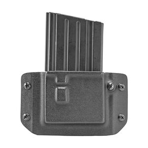 Mission First Tactical AR-10 Single Mag Pouch Polymer Black
