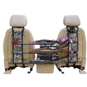 Lethal Back Seat Gun Sling 3 Rifle Realtree Edge Heavy Duty Fabric and Buckles
