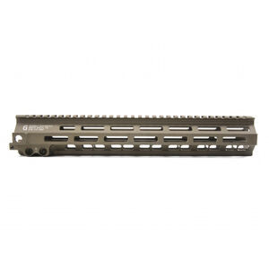 "Geissele Automatics AR-15 Super Modular Rail MK8 13"" M-LOK Aluminum Desert Dirt 05-285S"