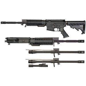 "Windham Weaponry MCS AR-15 .223 Remington/.300 AAC Blackout/7.62x39mm Semi Auto Rifle, 16"" Barrel 30 Rounds"