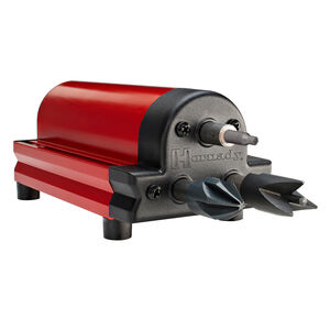 Hornady Lock-N-Load Case Prep Trio 110 and 220 Volt Red 050160