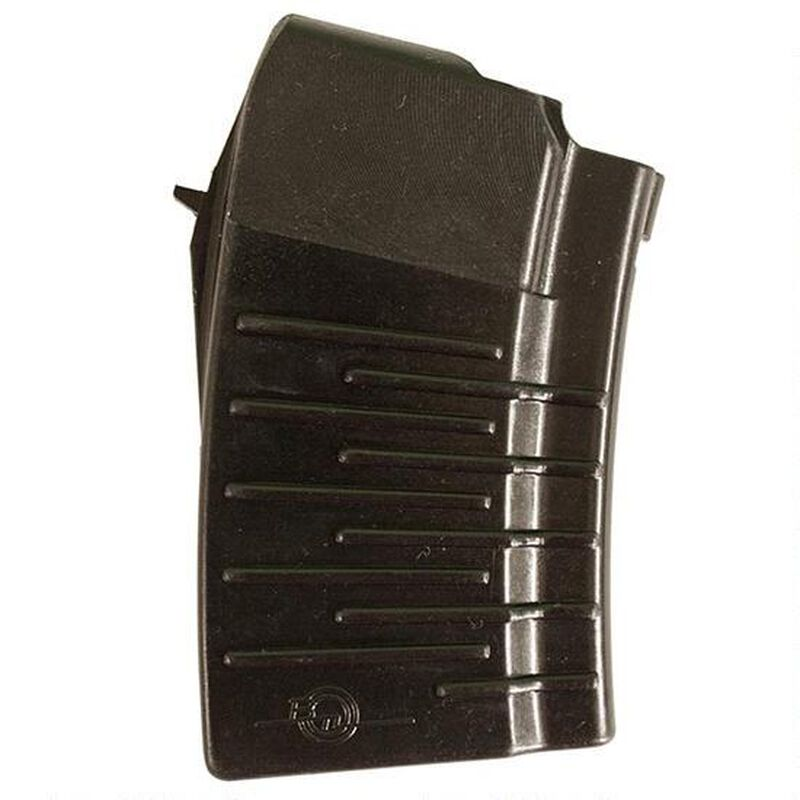 Molot/FIME VEPR Magazine 5.45x39 10 Rounds Metal Reinforcement Polymer Black