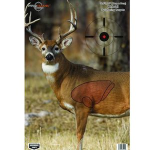 Birchwood Casey Pregame Splattering Animal Target 16.5x24 Deer 3 Pack 35401